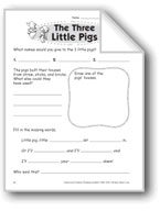The Three Little Pigs (Thinking Skills)