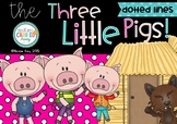 Write your own! The Three Little Pigs story writing activi