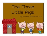 The Three Little Pigs and that Crazy Wolf