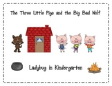 The Three Little Pigs and the Big Bad Wolf Math and Literacy Activities