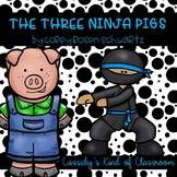 The Three Ninja Pigs Book Unit