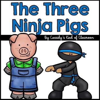The Three Ninja Pigs Book Unit