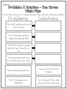 problem solution worksheet free worksheets library download and print worksheets free on. Black Bedroom Furniture Sets. Home Design Ideas