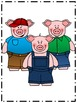 The Three Pigs Clip Art {By Busy Bee Clip Art}