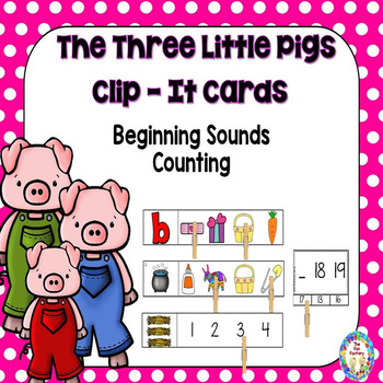 Beginning Sounds and Counting