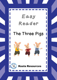 The Three Pigs Easy Reader Guided Reading Kit Fairy Tales
