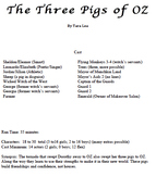 The Three Pigs of OZ