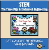 Fairy Tales and STEM with The Three Little Pigs