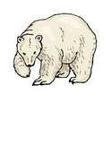 Polar Bear Language Arts Activity