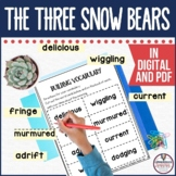 The Three Snow Bears Book Companion in PDF and Digital Formats