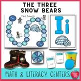 The Three Snow Bears Activities
