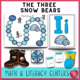 The Three Snow Bears Activities