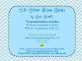 The Three Snow Bears Vocabulary Activities