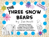 The Three Snow Bears by Jan Brett:  A Complete Literature Study!