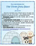 The Three Snow Bears by Jan Brett - Fun Winter Activities!