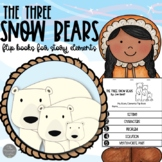 The Three Snow Bears by Jan Brett Story Elements Flip Books