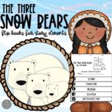 The Three Snow Bears by Jan Brett Story Elements Flip Books
