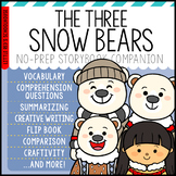 The Three Snow Bears Worksheet Packet