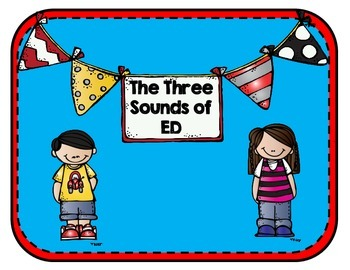 The Three Sounds of ED