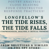The Tide Rises, The Tide Falls: Test Prep, Close Reading, & Constructed Response