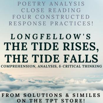 The Tide Rises, The Tide Falls: Test Prep, Close Reading,