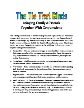 The Tie That Binds: Conjunctions