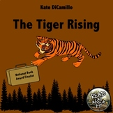 The Tiger Rising- A Complete Novel Study