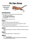 The Tiger Rising Book Study
