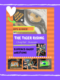 The Tiger Rising Common Core, Evidence- Based Quizzes and