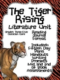 The Tiger Rising Common Core Literature Unit- Plans, Works