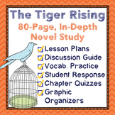 The Tiger Rising Complete Novel Study: Over 80 Pages of Activities and Quizzes