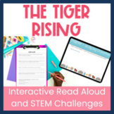 The Tiger Rising Digital Novel Study for Distance Learning