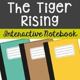The Tiger Rising Interactive Notebook Novel Unit Study