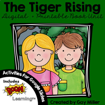 The Tiger Rising [Kate DiCamillo] Book Unit