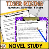 The Tiger Rising Novel Study Book Unit