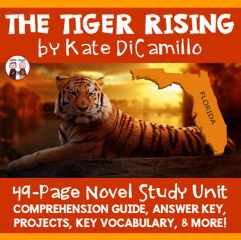 The Tiger Rising Novel Unit