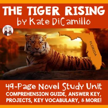 The Tiger Rising Novel Unit