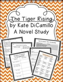The Tiger Rising Unit and Novel Study