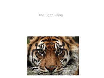 The Tiger Rising Vocabulary