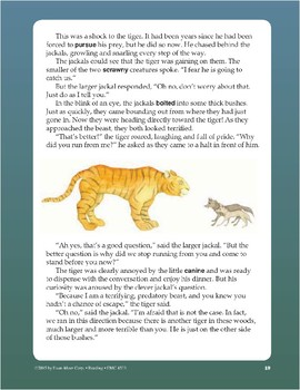 The Tiger and the Jackals