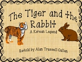 The Tiger and the Rabbit-A Korean Legend