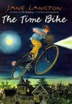 The Time Bike by Jane Langton