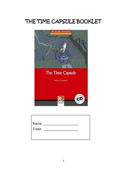 The Time Capsule by Robert Campbell