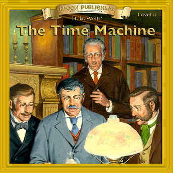 The Time Machine 10 Chapter Audiobook