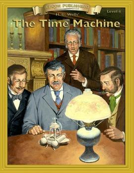 The Time Machine RL4-5 ePub with Audio Narration