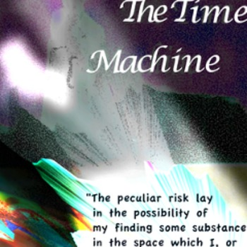 The Time Machine Rising Action Poster