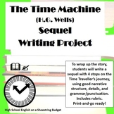 The Time Machine Sequel Project (H.G. Wells)