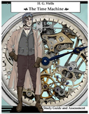 The Time Machine - Study Guide and Comprehensive Assessment