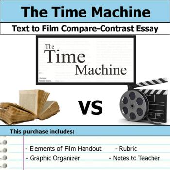 The Time Machine - Text to Film Essay