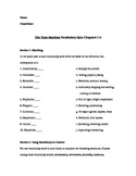 The Time Machine Vocabulary Quiz Ch 1-3